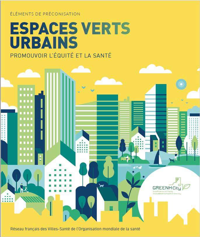 Espaces Verts Urbains - Affiche du projet